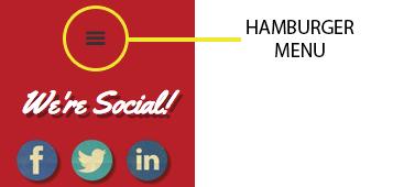 hamburger menu example 3