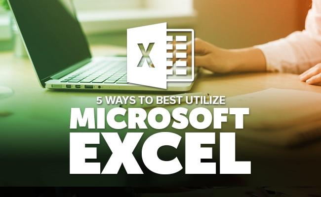5-ways-to-best-utilize-excel