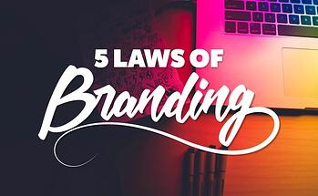 5-laws-of-branding