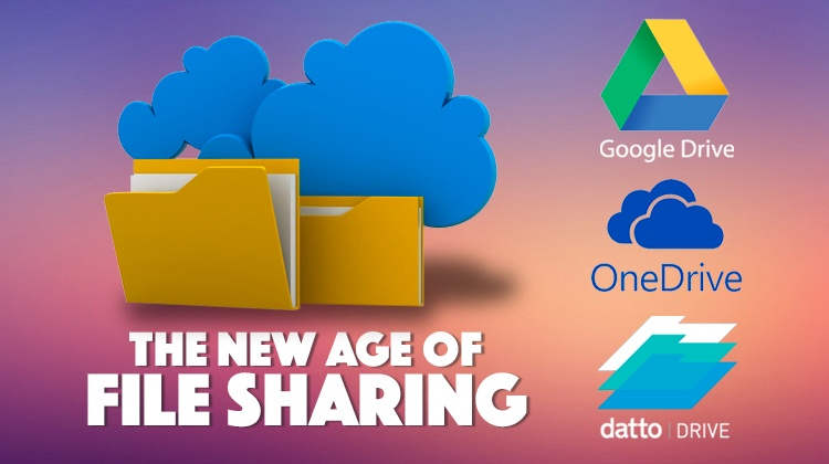 The New Age of File Sharing