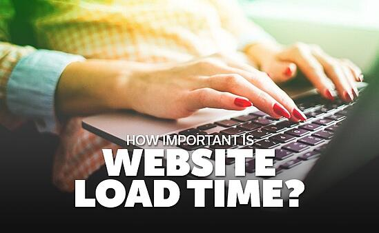 website-load-time