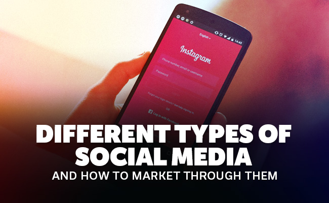 different-types-of-social-media