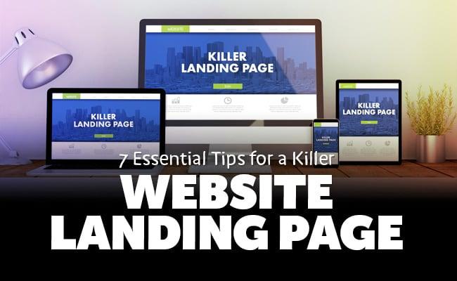 killer-website-landing-page