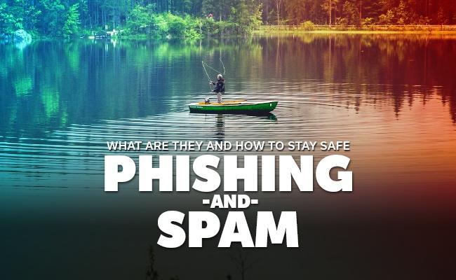 phishing-and-spam