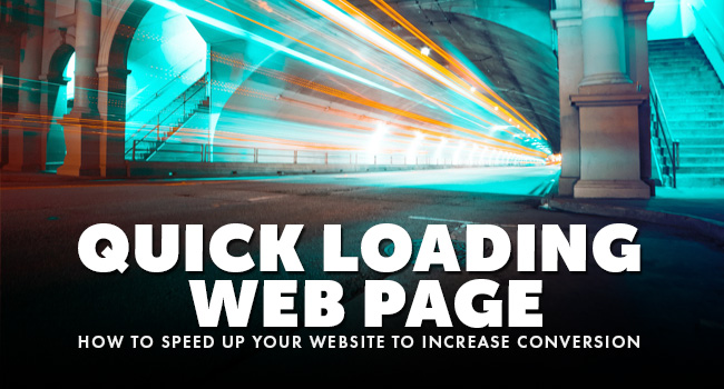 quick-loading-web-page