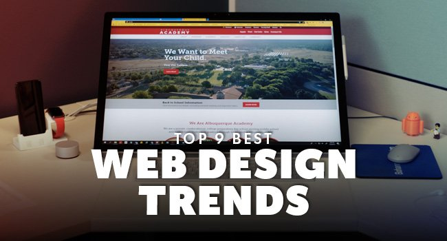 web-design-trends