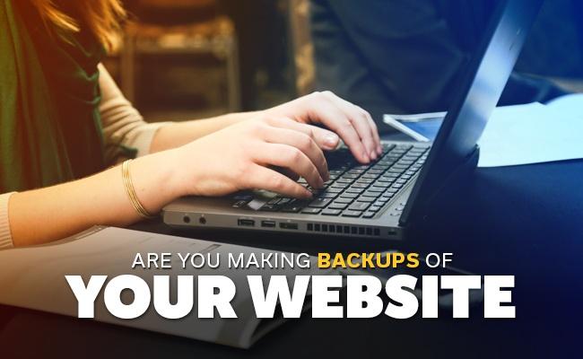 website-backups