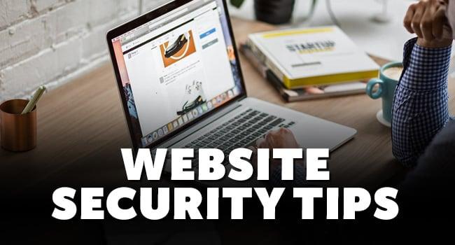 website-security-tips