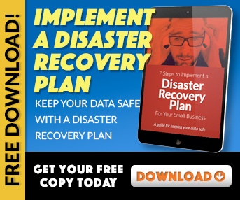 FREE Download: 7 Steps To Implement A Disaster Recovery Plan