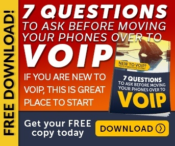 7 Questions to ask before moving your phones over to VoIP